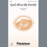Download Cindy Berry God Bless My Family sheet music and printable PDF music notes