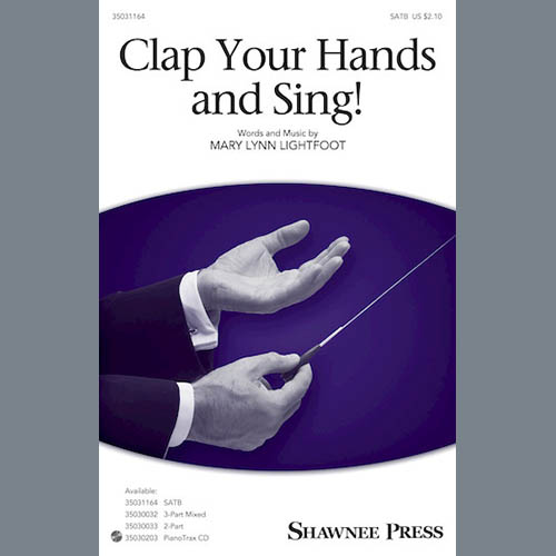 Clap Your Hands And Sing! sheet music