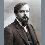 Download Claude Debussy The Snow Is Dancing sheet music and printable PDF music notes
