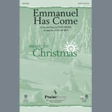 Download Cliff Duren Emmanuel Has Come sheet music and printable PDF music notes
