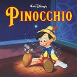 Download Cliff Edwards When You Wish Upon A Star (from Disney's Pinocchio) sheet music and printable PDF music notes