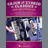 Download Doc Guidry 'Colinda' printable sheet music notes, Cajun chords, tabs PDF and learn this Accordion song in minutes