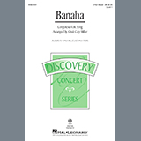 Download Congolese Folk Song Banaha (arr. Cristi Cary Miller) sheet music and printable PDF music notes