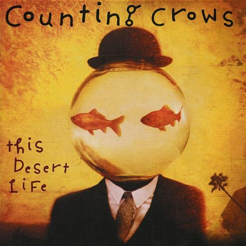 Counting Crows, Hanginaround, Piano, Vocal & Guitar (Right-Hand Melody)