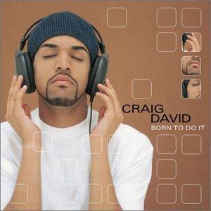 Craig David, Last Night, Piano, Vocal & Guitar