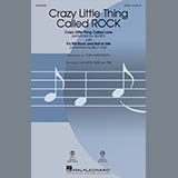 Download Queen & Billy Joel 'Crazy Little Thing Called ROCK (arr. Tom Anderson)' printable sheet music notes, Rock chords, tabs PDF and learn this TBB Choir song in minutes