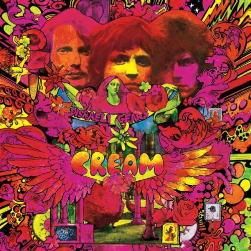 Cream, Sunshine Of Your Love, Piano, Vocal & Guitar (Right-Hand Melody)