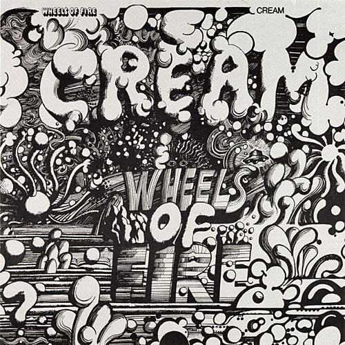 Cream, White Room, Guitar with strumming patterns