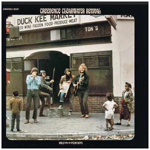 Creedence Clearwater Revival, Down On The Corner, Lyrics & Chords