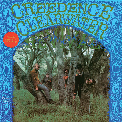 Creedence Clearwater Revival, Susie-Q, Lyrics & Chords