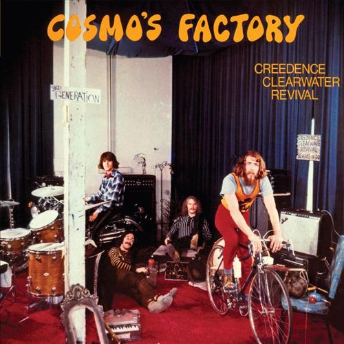Creedence Clearwater Revival, Up Around The Bend, Lyrics & Chords