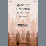 Download Cristi Cary Miller Up On The Housetop sheet music and printable PDF music notes