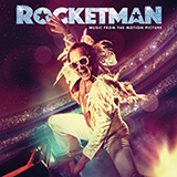 Download Taron Egerton 'Crocodile Rock (from Rocketman)' printable sheet music notes, Pop chords, tabs PDF and learn this Easy Piano song in minutes