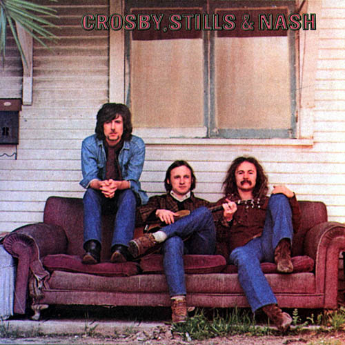 Crosby, Stills & Nash, Suite: Judy Blue Eyes, Piano, Vocal & Guitar (Right-Hand Melody)