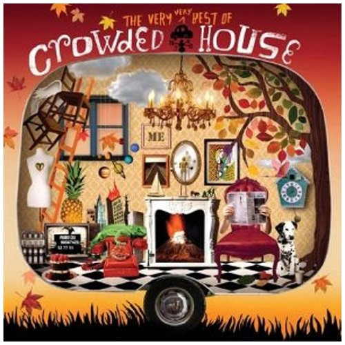 Crowded House, Don't Dream It's Over, Lyrics & Chords