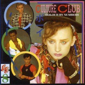 Culture Club, Karma Chameleon, Piano, Vocal & Guitar