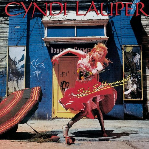 Cyndi Lauper, Time After Time, Piano, Vocal & Guitar (Right-Hand Melody)