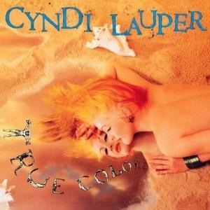 Cyndi Lauper, True Colors, Lyrics & Chords