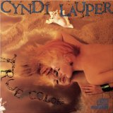 Download Cyndi Lauper True Colors (arr. Jesse Hampsch) sheet music and printable PDF music notes