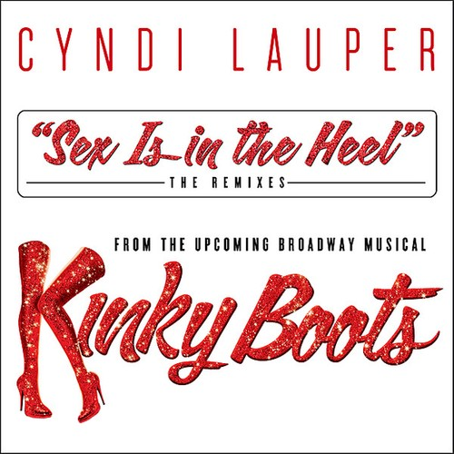 Download Cynthia Lauper Sex Is In The Heel sheet music and printable PDF music notes