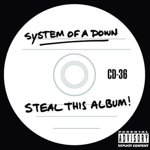 System Of A Down F**k The System 22419