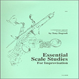 Download Dagradi 'Essential Scale Studies For Improvisation' printable sheet music notes, Unclassified chords, tabs PDF and learn this Instrumental Method song in minutes
