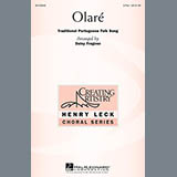 Download Daisy Fragoso 'Olare' printable sheet music notes, Festival chords, tabs PDF and learn this 3-Part Treble song in minutes