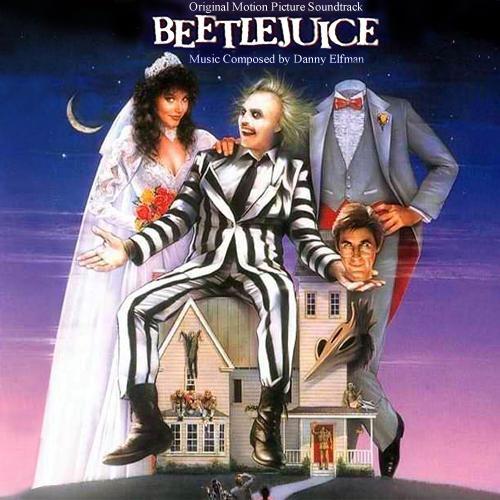 Beetlejuice sheet music