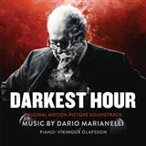 Download Dario Marianelli 'District Line, East, One Stop (from Darkest Hour)' printable sheet music notes, Film and TV chords, tabs PDF and learn this Piano song in minutes