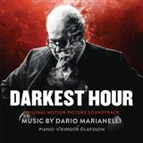 Download Dario Marianelli 'The War Rooms (from Darkest Hour)' printable sheet music notes, Film and TV chords, tabs PDF and learn this Piano song in minutes