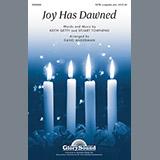 Download David Angerman Joy Has Dawned sheet music and printable PDF music notes