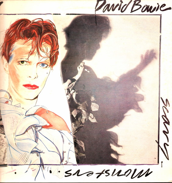 David Bowie, Scary Monsters, Melody Line, Lyrics & Chords