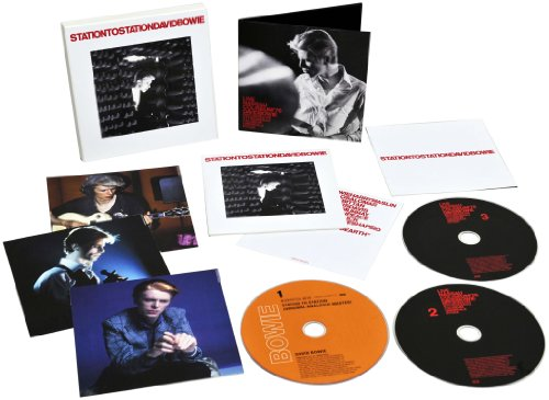 David Bowie, TVC15, Piano, Vocal & Guitar