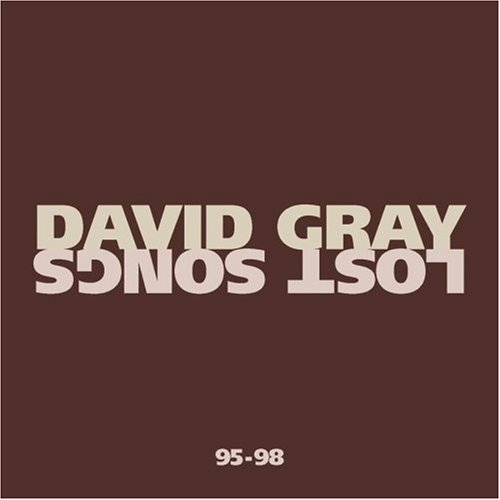 David Gray, January Rain, Piano, Vocal & Guitar