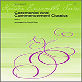 Download David Uber Ceremonial And Commencement Classics - 1st Trombone sheet music and printable PDF music notes