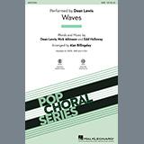 Download Dean Lewis Waves (arr. Alan Billingsley) sheet music and printable PDF music notes