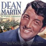 Download Dean Martin Let It Snow! Let It Snow! Let It Snow! sheet music and printable PDF music notes