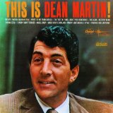 Download Dean Martin Return To Me sheet music and printable PDF music notes