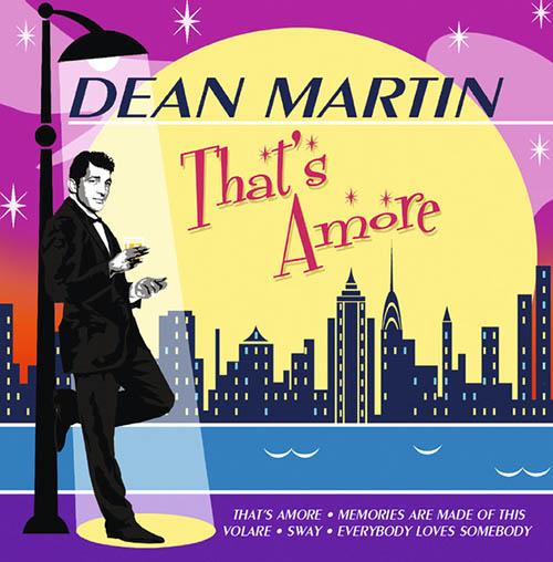 Dean Martin, That's Amore, Flute