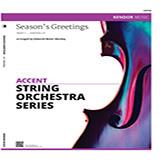 Download Deborah Baker Monday Season's Greetings - Percussion 1 sheet music and printable PDF music notes