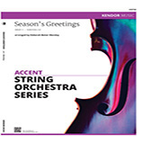 Download Deborah Baker Monday Season's Greetings - Viola sheet music and printable PDF music notes