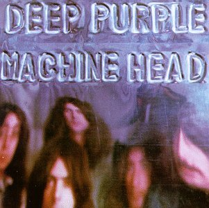 Deep Purple, Highway Star, Piano, Vocal & Guitar (Right-Hand Melody)