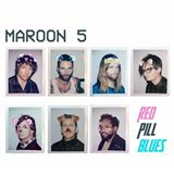 Download Maroon 5 'Denim Jacket' printable sheet music notes, Pop chords, tabs PDF and learn this Piano, Vocal & Guitar (Right-Hand Melody) song in minutes