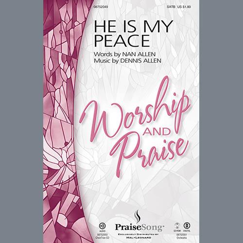 He Is My Peace - Oboe sheet music