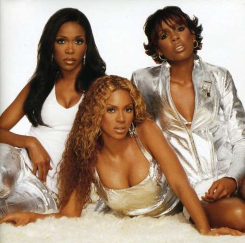 Destiny's Child, Bootylicious, Piano, Vocal & Guitar (Right-Hand Melody)