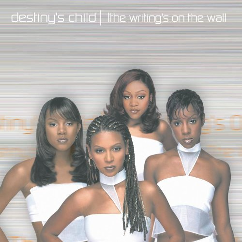 Destiny's Child, Jumpin, Jumpin, Piano, Vocal & Guitar
