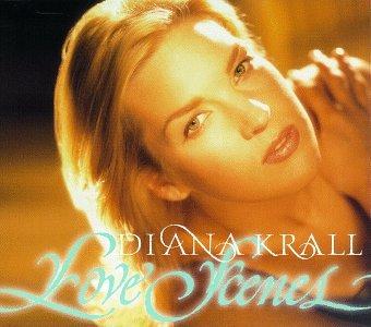 Diana Krall, Garden In The Rain, Piano, Vocal & Guitar