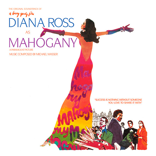 Diana Ross, Do You Know Where You're Going To?, Easy Piano