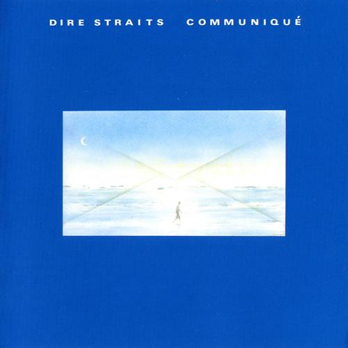 Dire Straits, Once Upon A Time In The West, Piano, Vocal & Guitar (Right-Hand Melody)