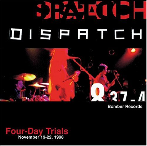 Dispatch, Here We Go, Guitar Tab